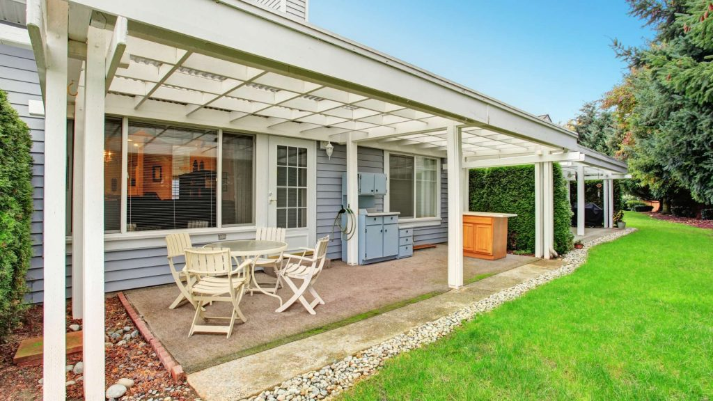 extension of your house invest in patio cover