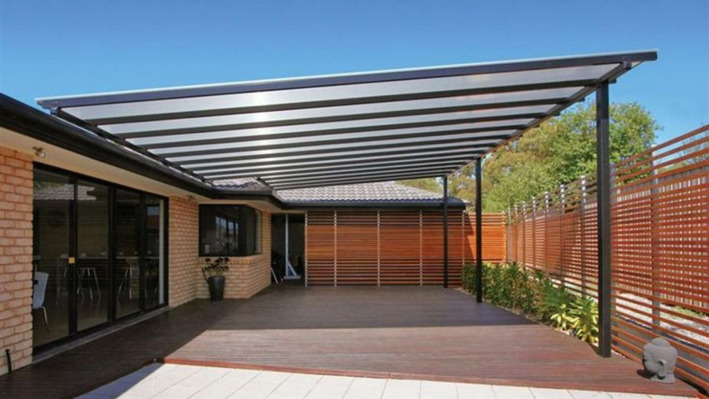 The Condition of Your Patio Cover