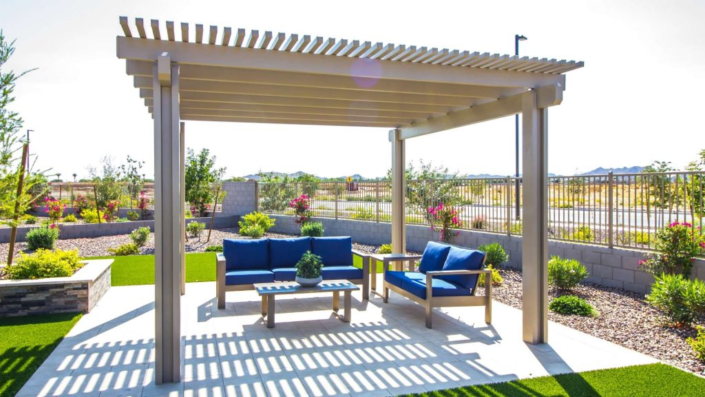 But Why choice Only Patio Cover for garden