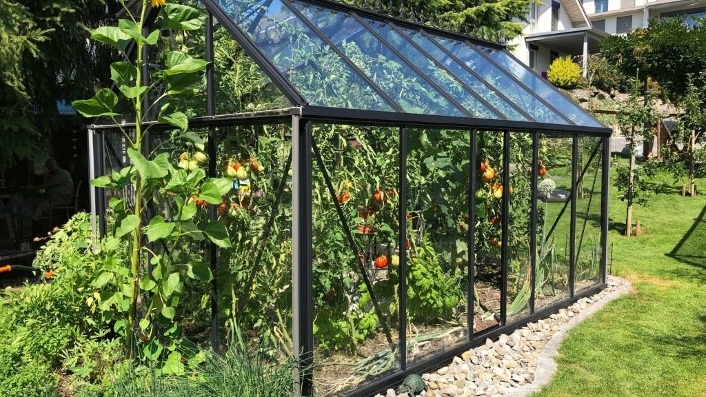Upgrading a Sunroom into a Greenhouse
