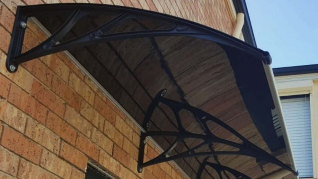 Material of awnings