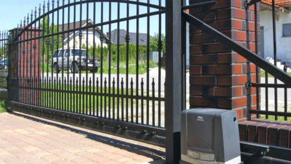 Motorized Gate for home